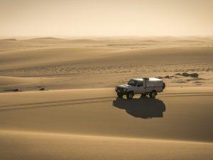 NAMIBIE, Namib Crossing