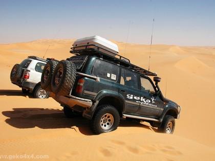 SAHARA – TADRART ET TASSILI